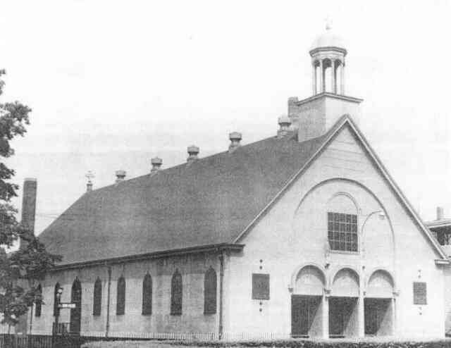 Our Lady of Lourdes Hall