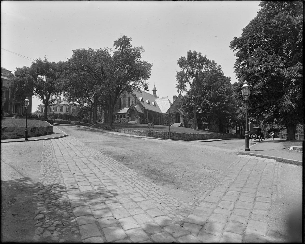 St. John Church, Jamaica Plain, Accession No.: 08_01_000327; Identifier: 2034; Courtesy of the Boston Public Library.