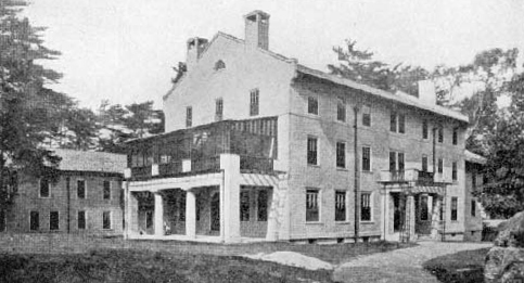 Boston Talitha Cumi Maternity Hospital operated at 215 Forest Hills Street by the New England Moral Reform Society. Representing an extreme wing of the American Protestant movement known as the Second Great Awakening, members of the Moral Reform Society believed in social action as a moral imperative and, in particular, conducted a vigorous crusade against the double standards of a male-dominated society.