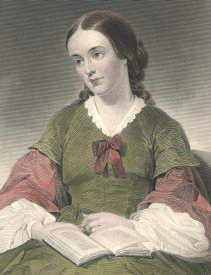 Engraving of Margaret Fuller.    From 'A Portrait Gallery of Eminent Men and Women of Europe and America, with Biographies' by Evert A. Duykinck. 1873. Used with permission of      The Noel Collection.