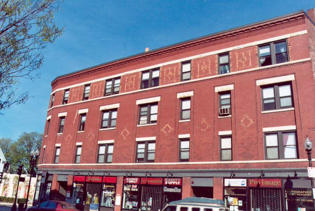 3125 Washington Street. Built 1893-1894.