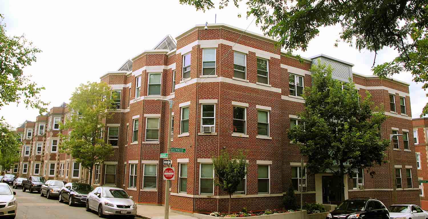 71 Westminster Avenue. On Oct 17, 2011, 71 Westminster Ave together with adjoining 3-5 – 7 Wardman Rd were destroyed by an intentionally set gas explosion. Rebuilt by Urban Edge and completed in Nov. 2013. Icon Architects.
