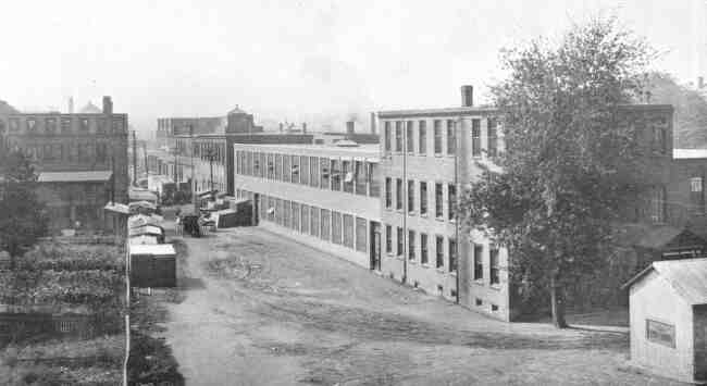 The R.F. Sturtevant Company