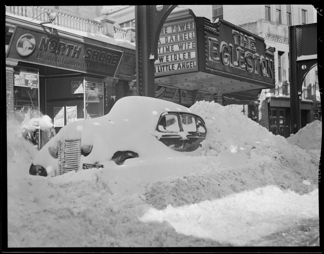 Egleston Theatre, 1939.  Courtesy Boston Public Library.