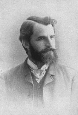 Hamlin Garland. From The Writer: A Monthly Magazine to Interest and Help All Literary Workers, vol. V. no. 10, October 1891.
