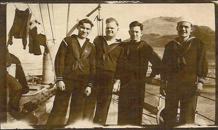 Four Tampa crew members