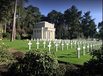 Brookwood Cemetery, Surrey, England