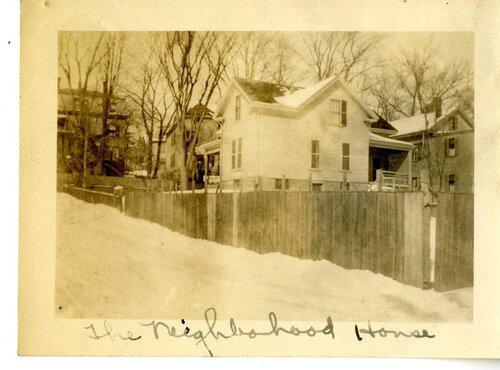 The Jamaica Plain Neighborhood House at 101 Carolina Avenue. : Courtesy of the University Archives & Special Collections Department, Joseph P. Healey Library, University of Massachusetts Boston: Jamaica Plain Neighborhood House records.