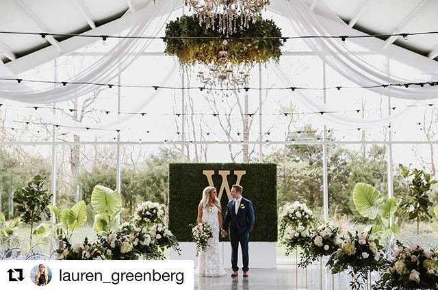 #Repost @lauren_greenberg with @get_repost ・・・ Delivering this beautiful wedding to this gorgeous couple today! 💕