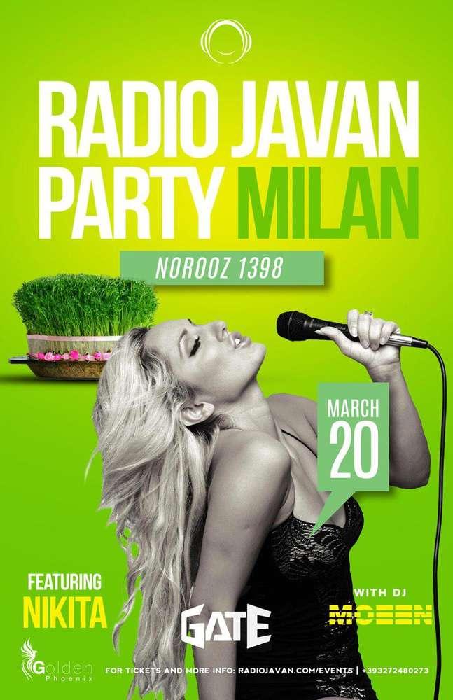 Italy Tour Milan — DJ MOEEN Official Website
