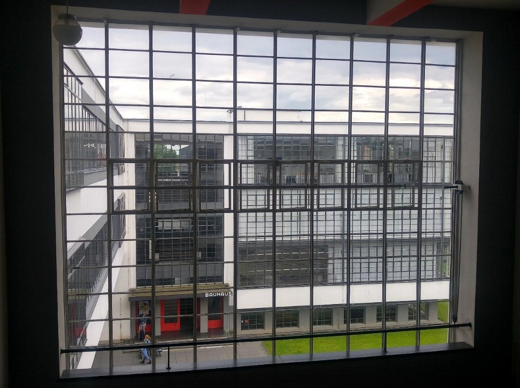 Bauhaus School Building Dessau, 2017