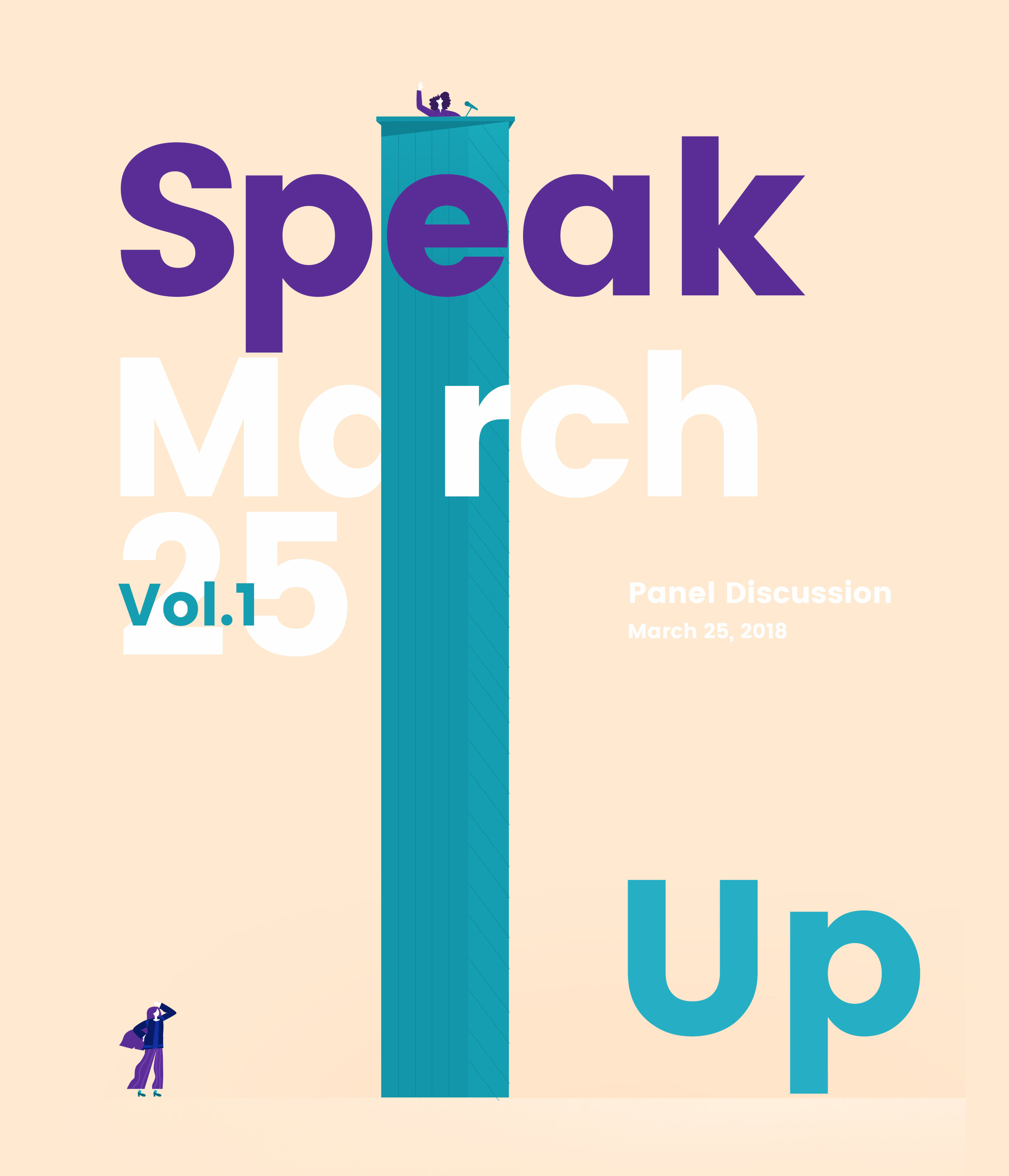 Speak up! Vol 1. - Panel DiscussionJoin us on Sunday, March 25th for a speaking event celebrating some of our most stellar leading ladies. We are honored to present a panel comprised of these spectcular and accomplished individuals: Leanne Dare, Lilit Hayrapetyan, Lauren Indovina & Amelia GillerLearn more ➝