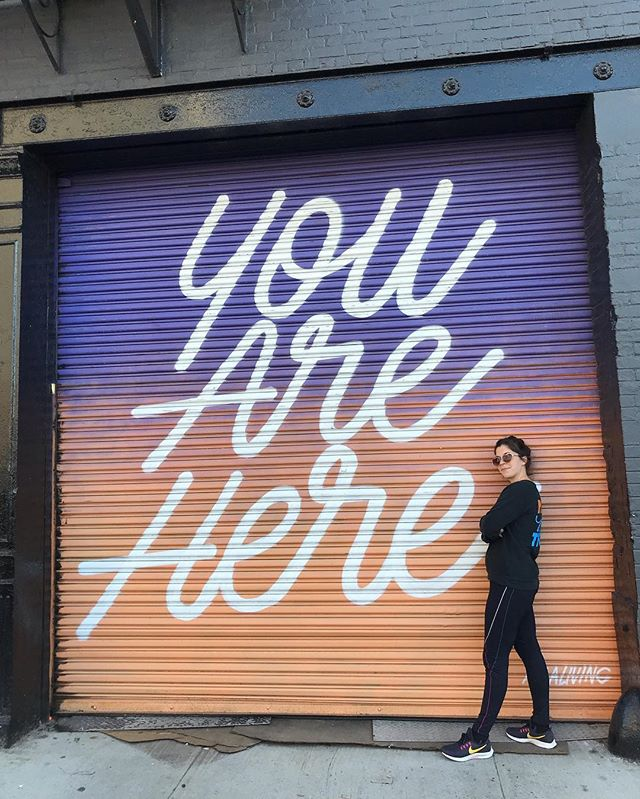 Loving reminder that you are here and that is really cool. Thank you for being.