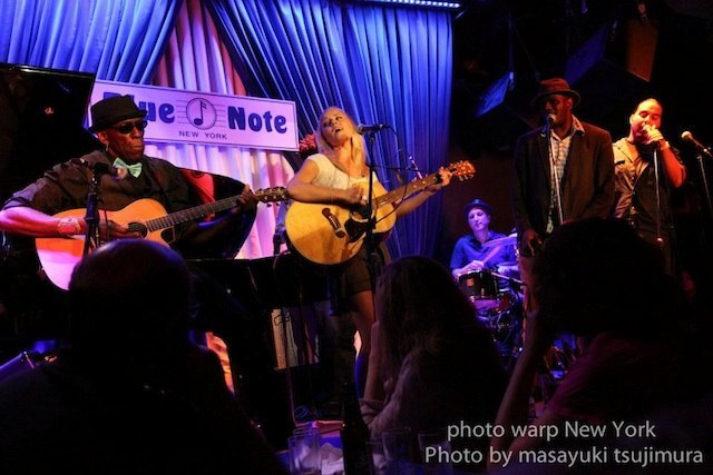 Annekei@The Blue Note NYC