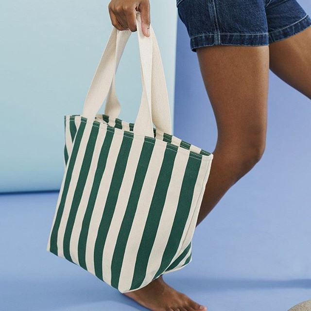Yup. That's right. New @baggu in store. Like this canvas zip tote.  In store and ONLINE 📷: @baggu . . #shopelementsbhm #shopsmall #shoplocal #baggu #birminghamal #inbirmingham #bhm #bham #summer #tote #canvas #travel #weekend