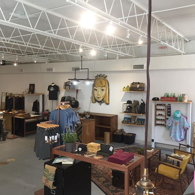 A few days before we opened 2 years ago! Don't forget to go enjoy our space and the SALES before we pass the keys to a new tenant July 15th! @trxivintage is doing buy one get one FREE on vintage apparel, as well! A 2 week long celebration you don't want to miss! . . . #shopelementsbhm #shopsmall #sale #bhm #bham #crestwood #birmingham