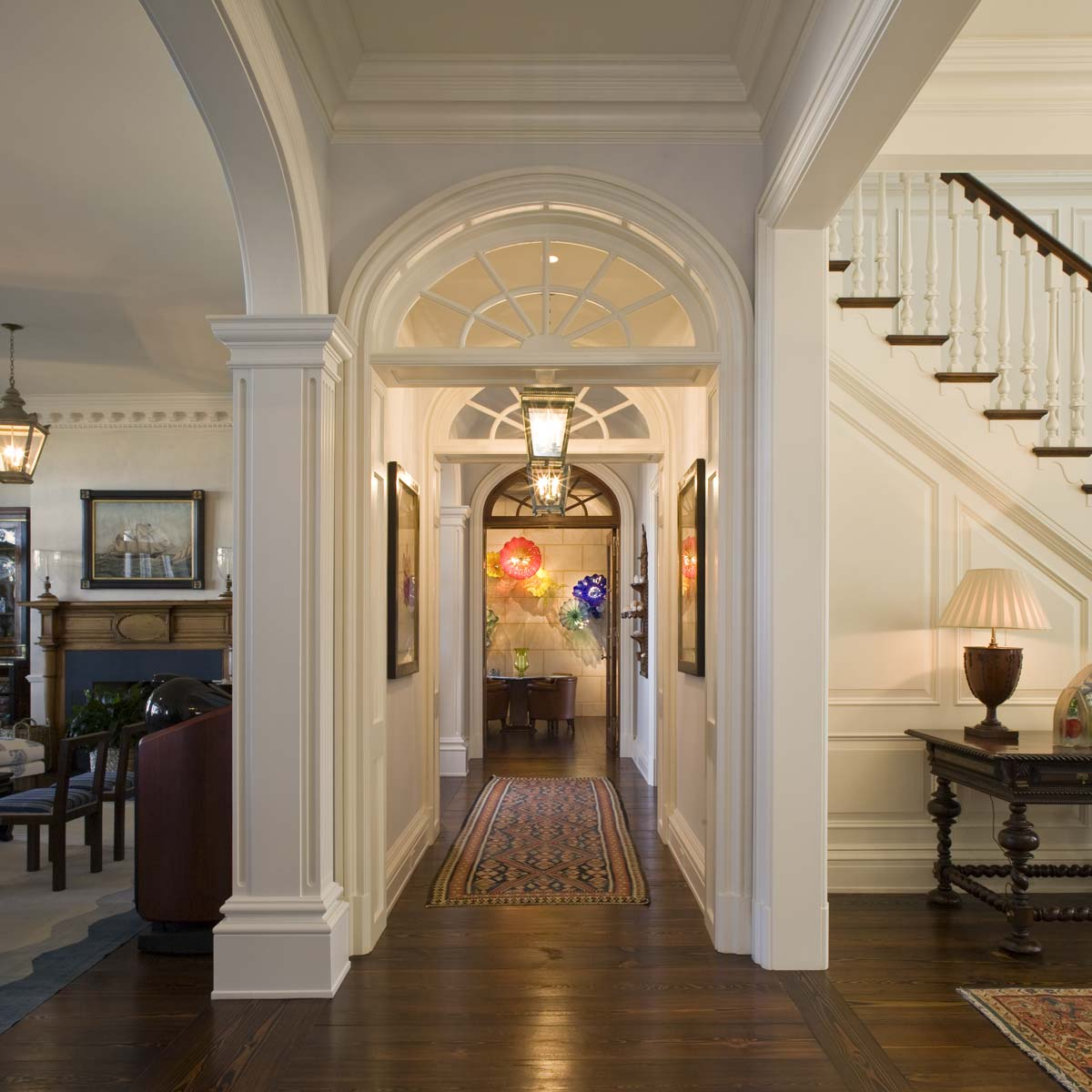 Jacksonville Estate Hallway