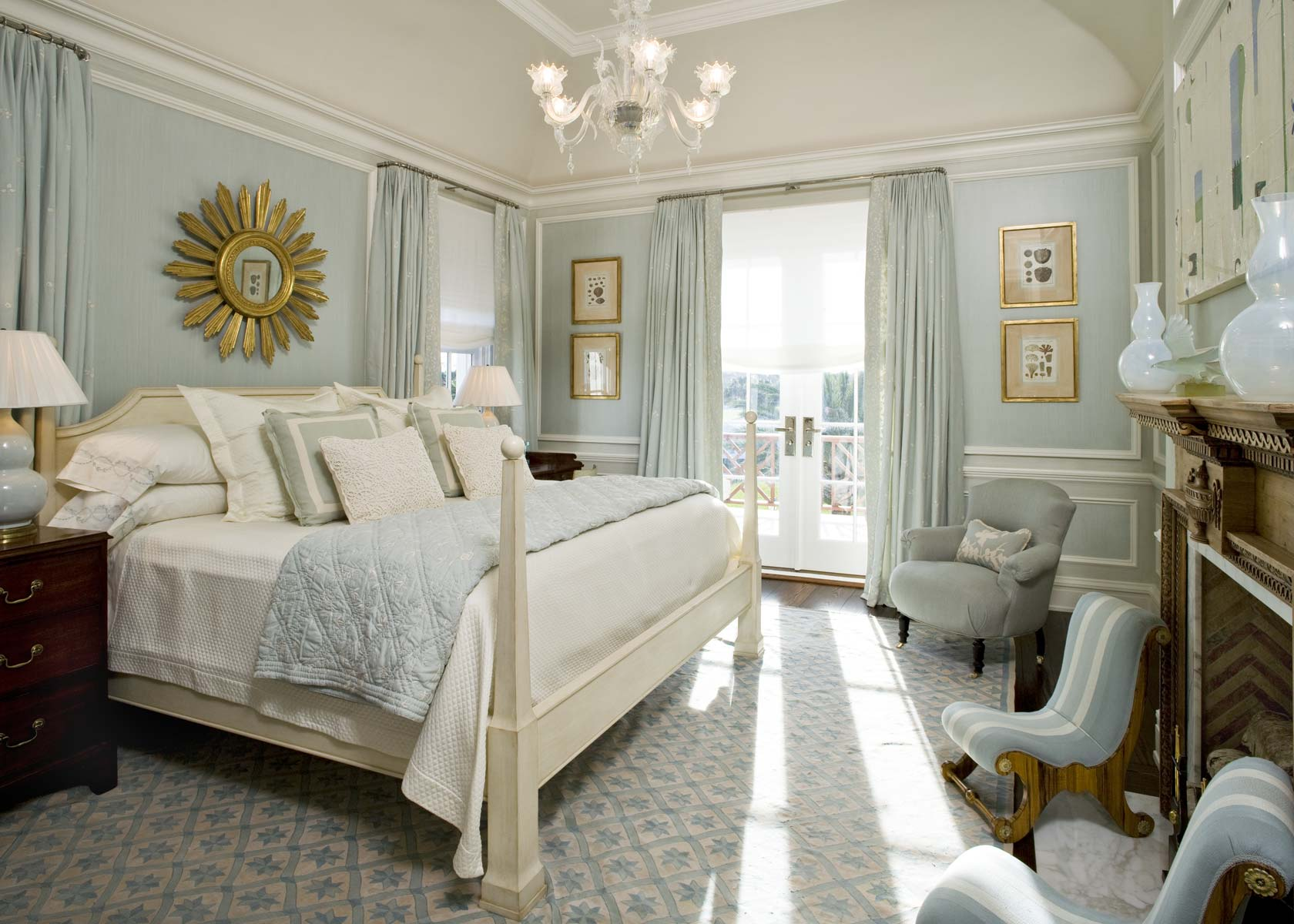 Jacksonville Estate Master Suite
