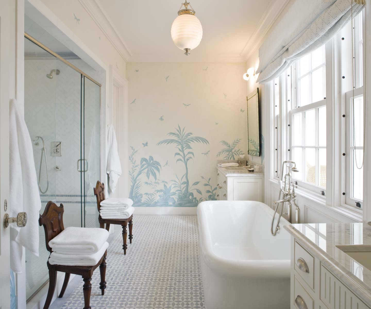 Jacksonville Estate Master Bath