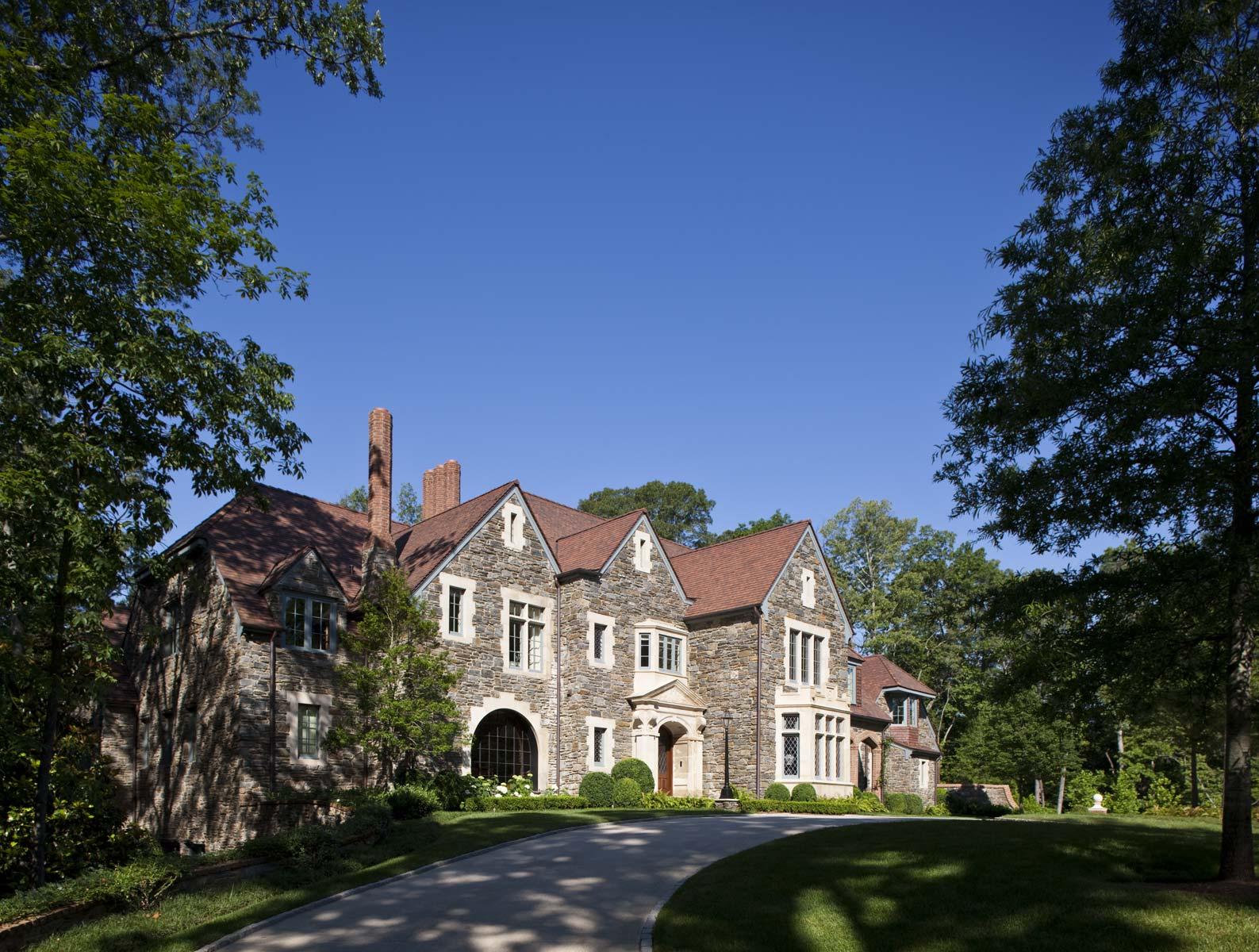 Graggamoore Estate Exterior