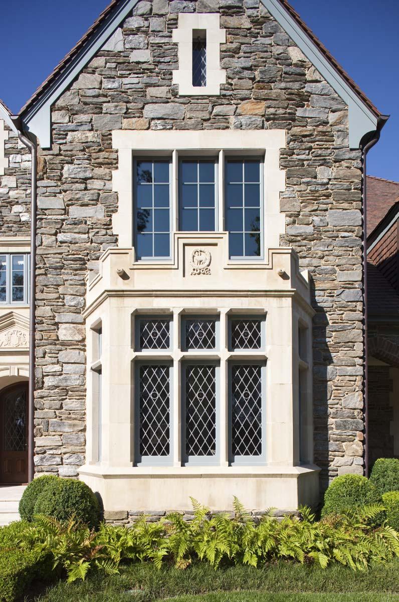 Graggamoore Estate Windows