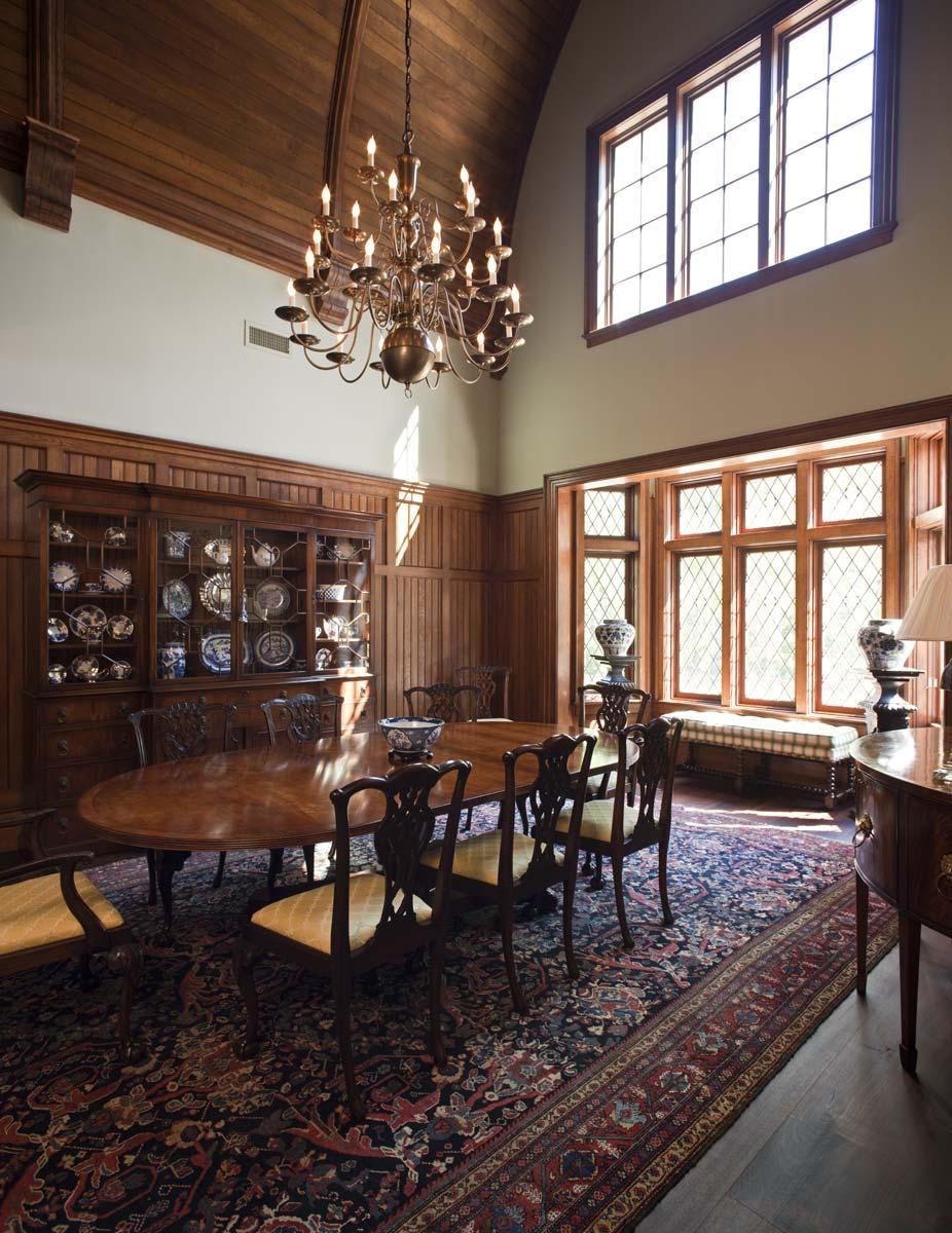Graggamoore Estate Dining Room