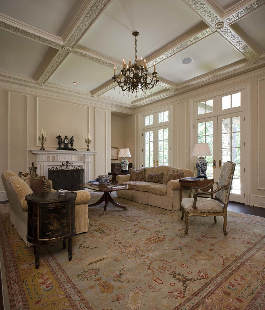 Graggamoore Estate Living Room