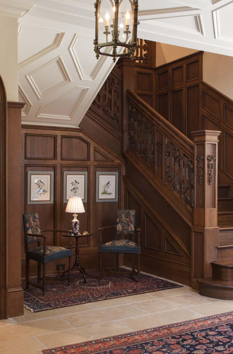 Graggamoore Estate Entry Hall