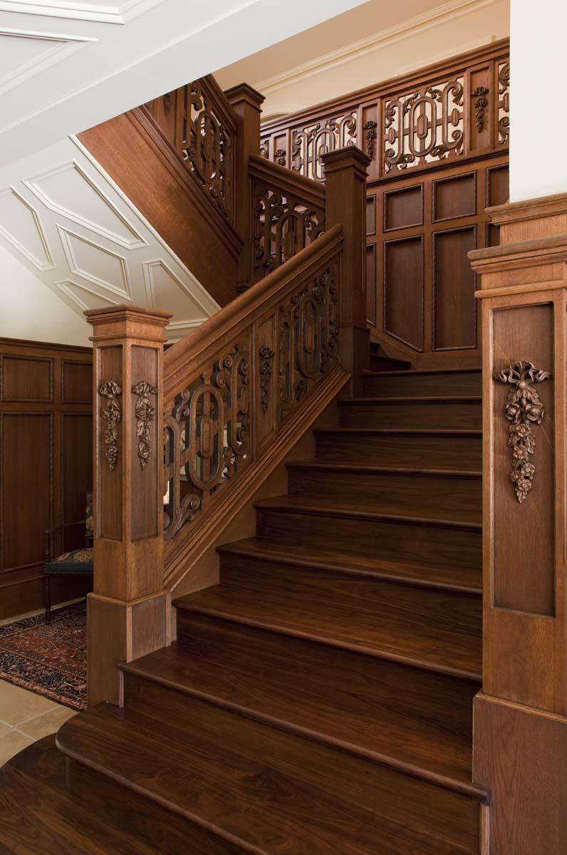 Graggamoore Estate Staircase