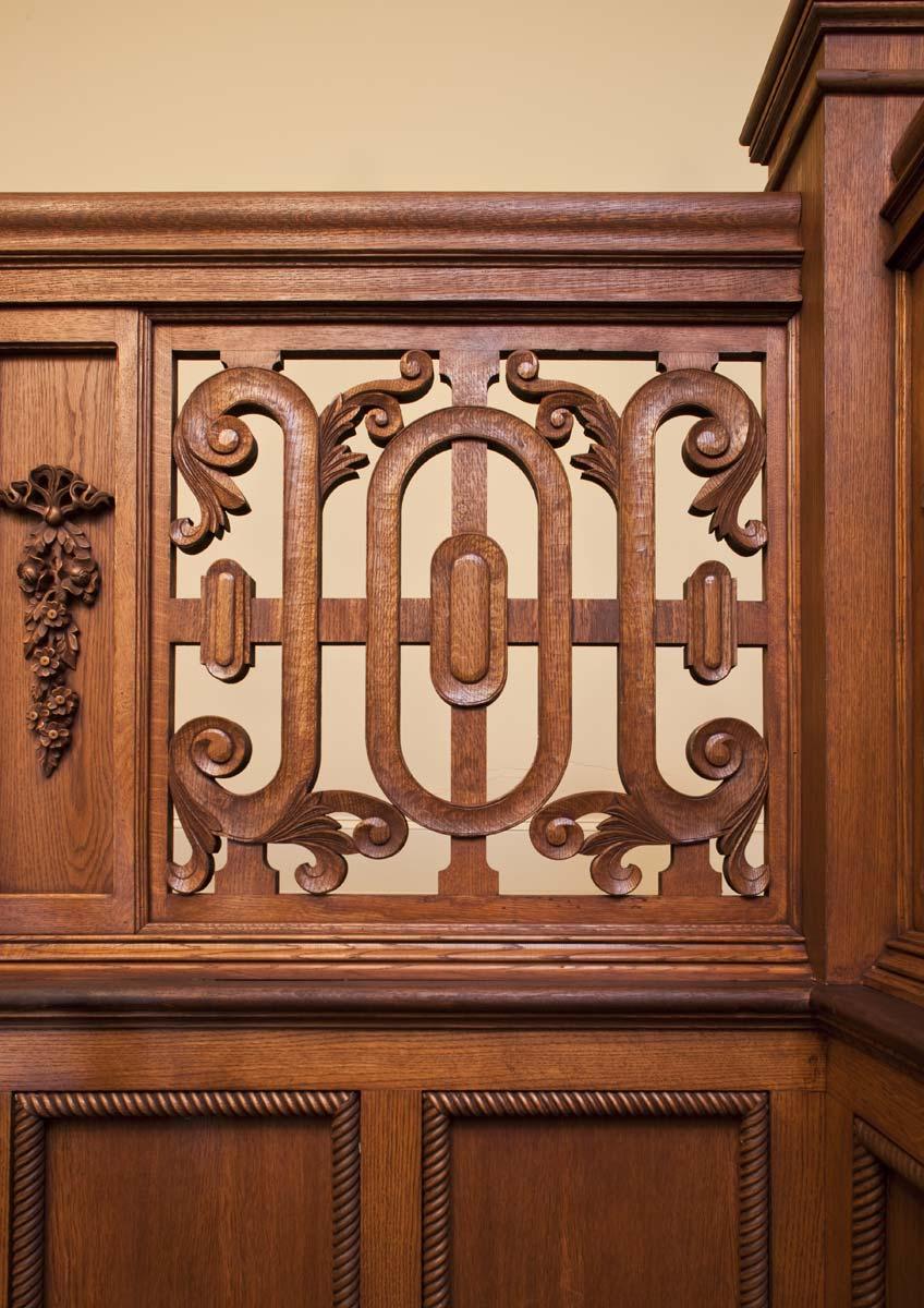 Graggamoore Estate Staircase Panel