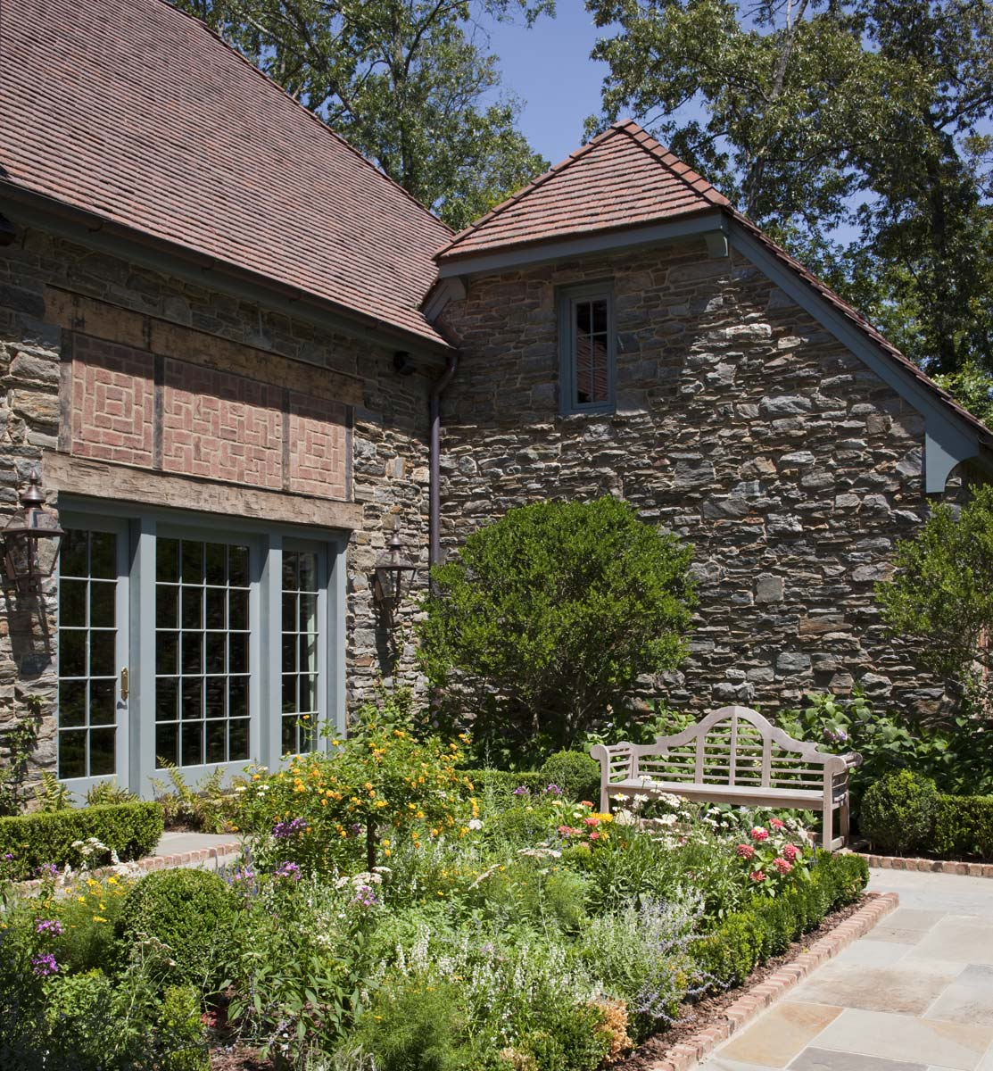 Graggamoore Estate Flower Garden