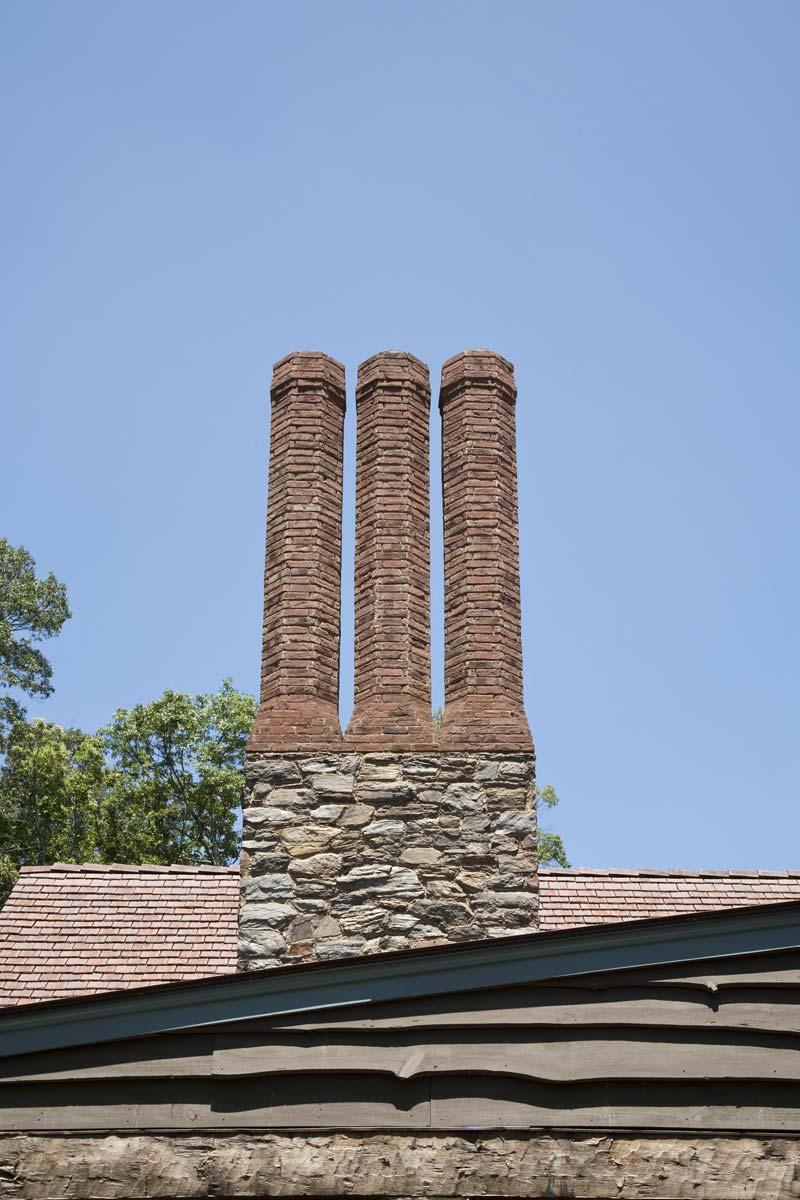 Graggamoore Estate Chimney