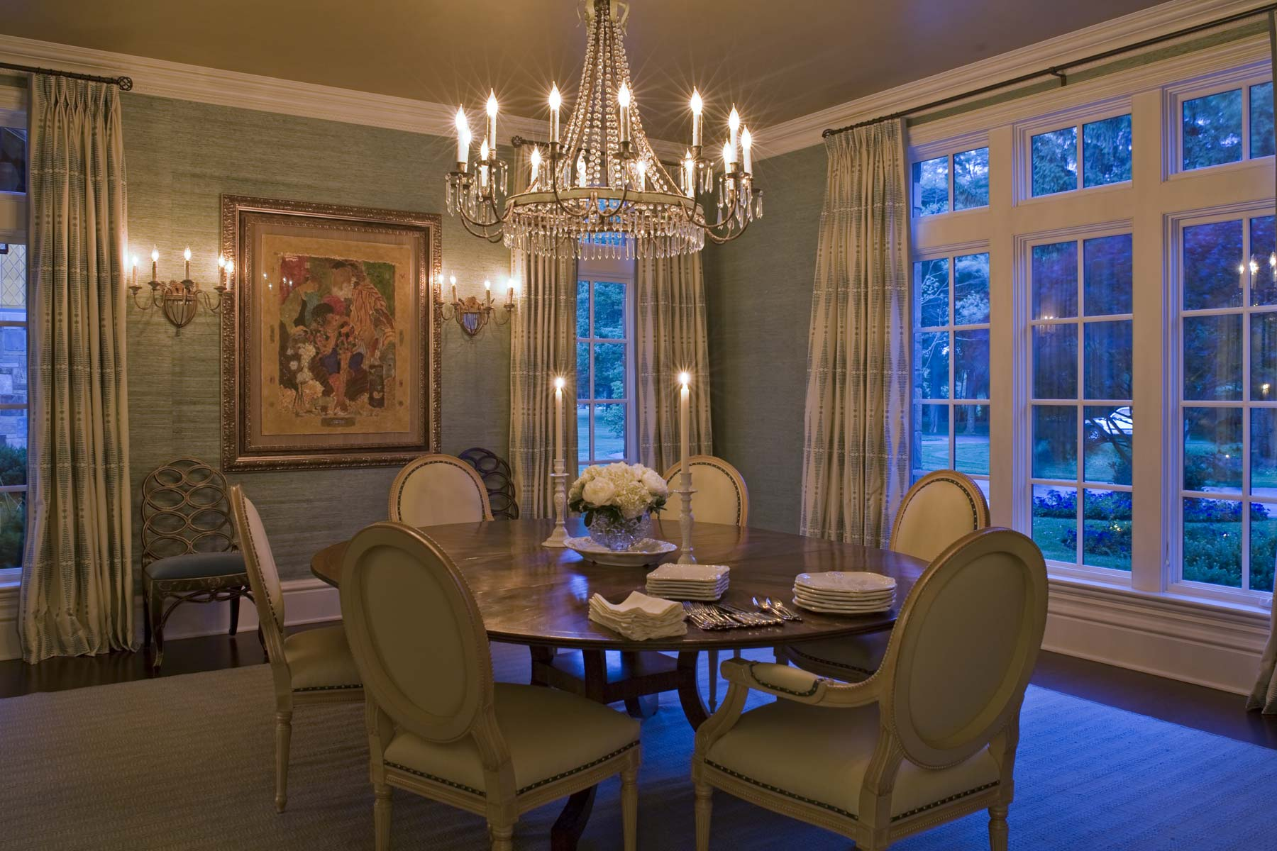 Stoneleigh House Dining Room