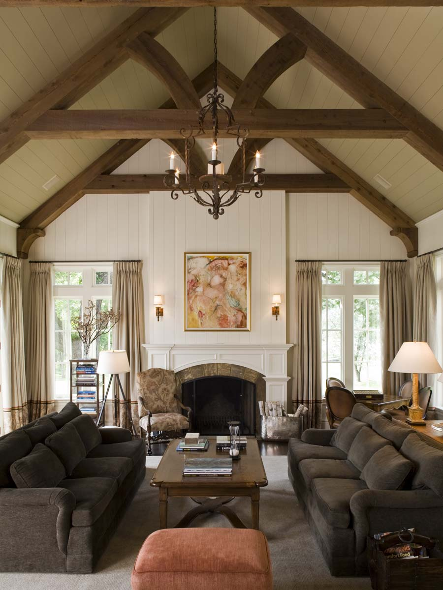 Stoneleigh House Family Room