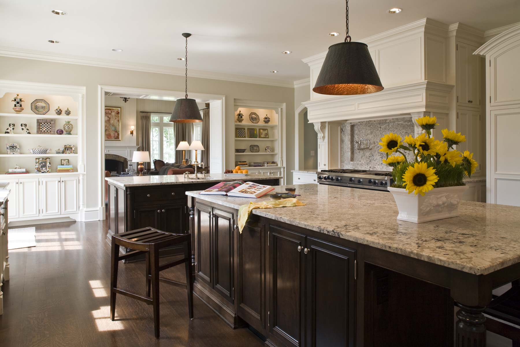Stoneleigh House Kitchen