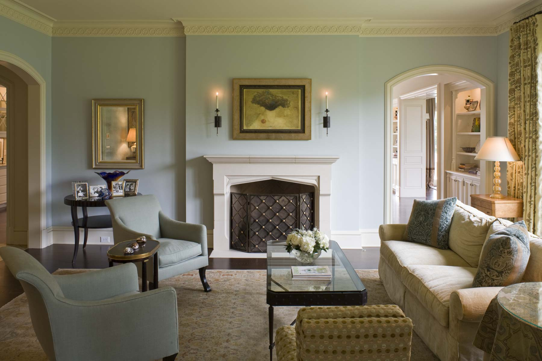 Stoneleigh House Living Room