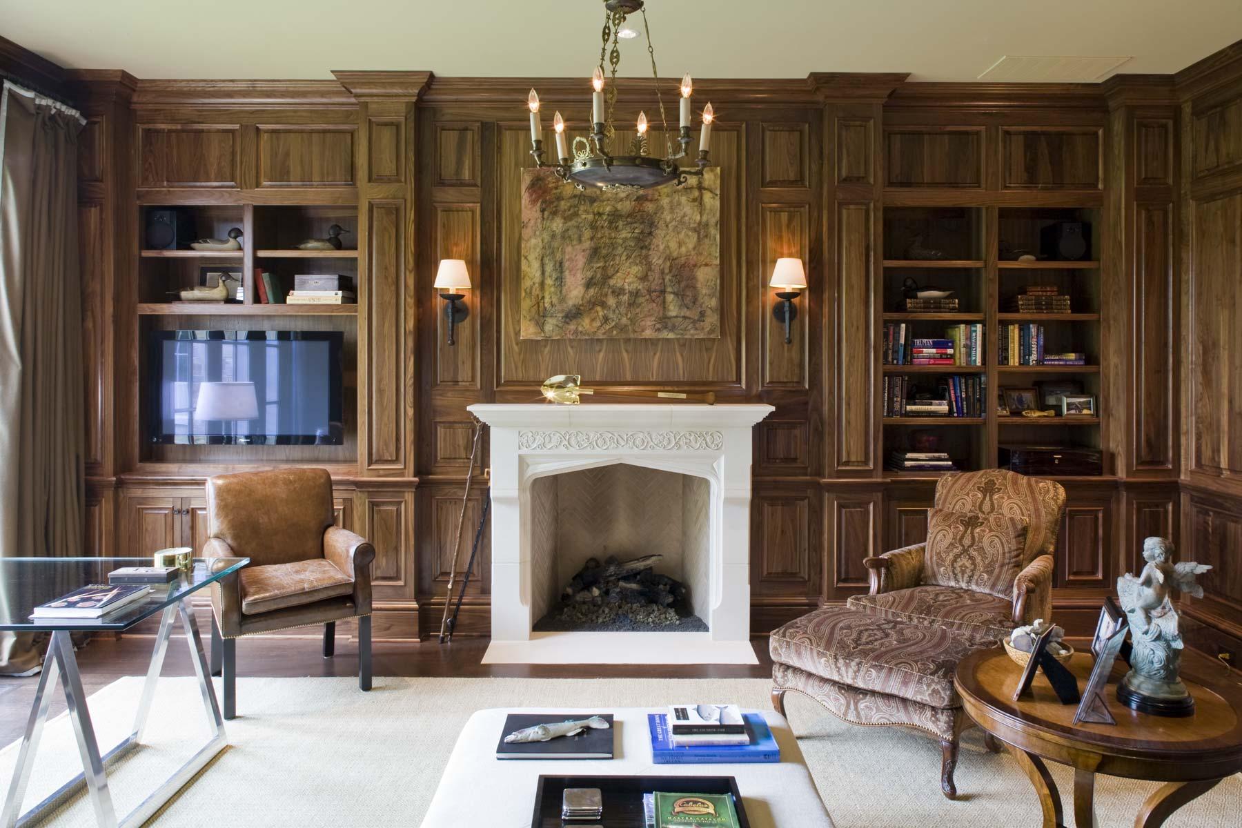 Stoneleigh House Library