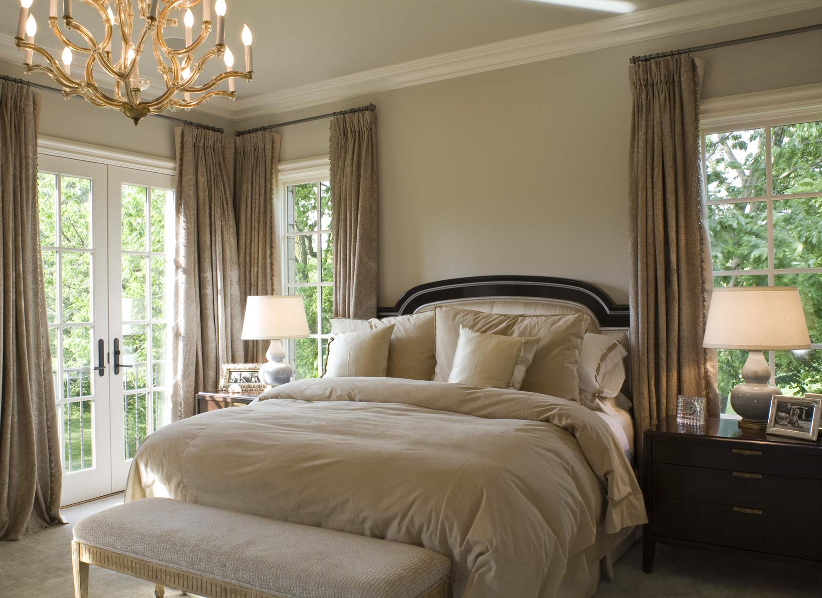 Stoneleigh House Master Suite