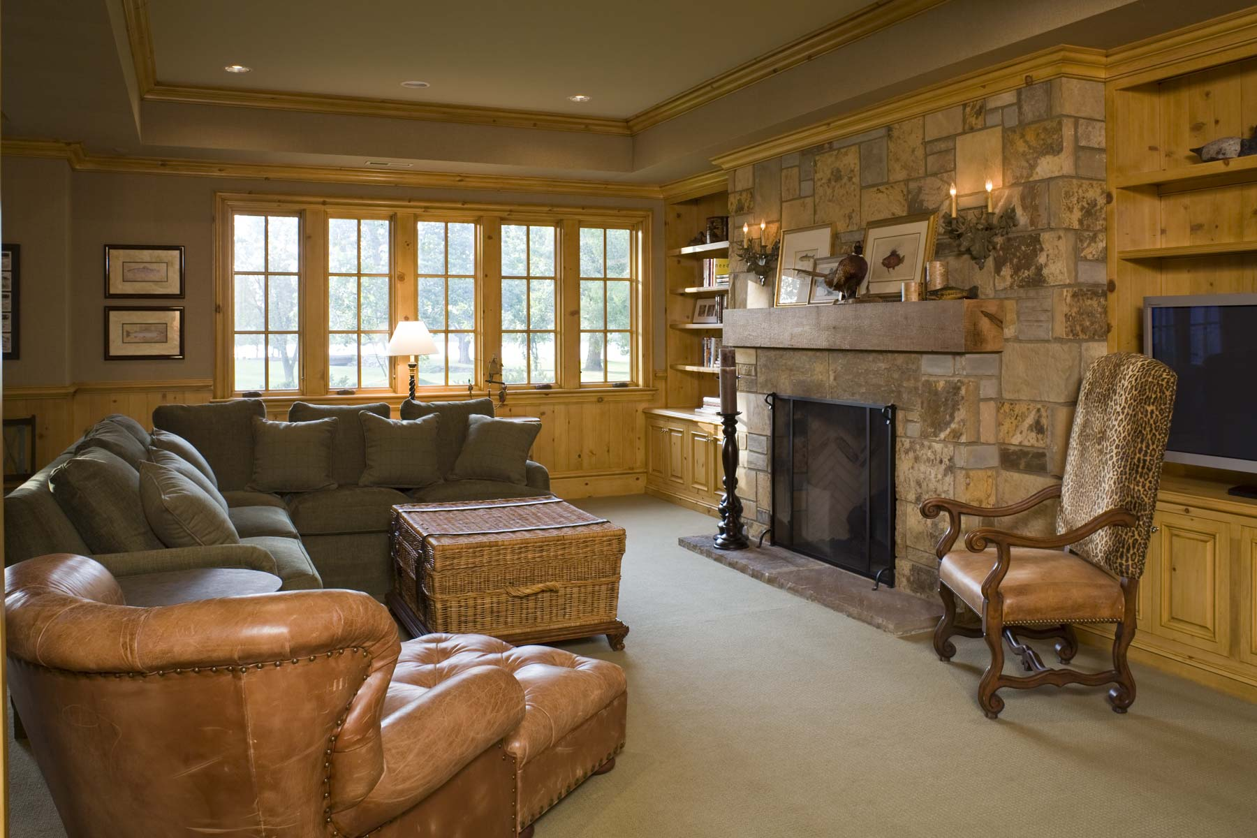 Stoneleigh House Lounge