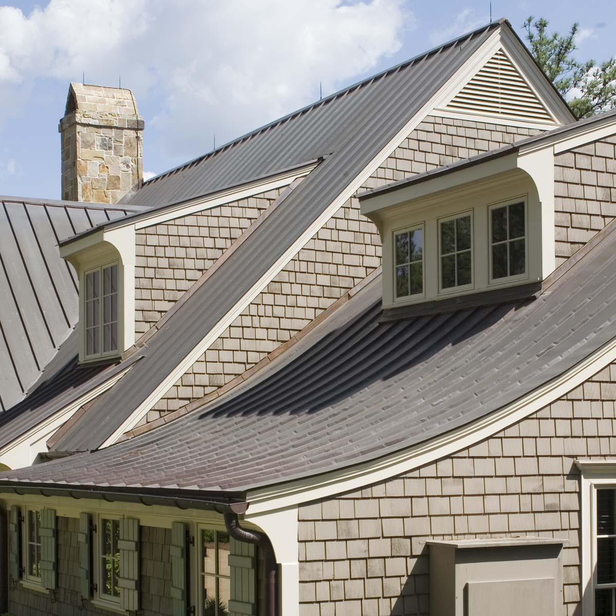 South Carolina Lake House Roof