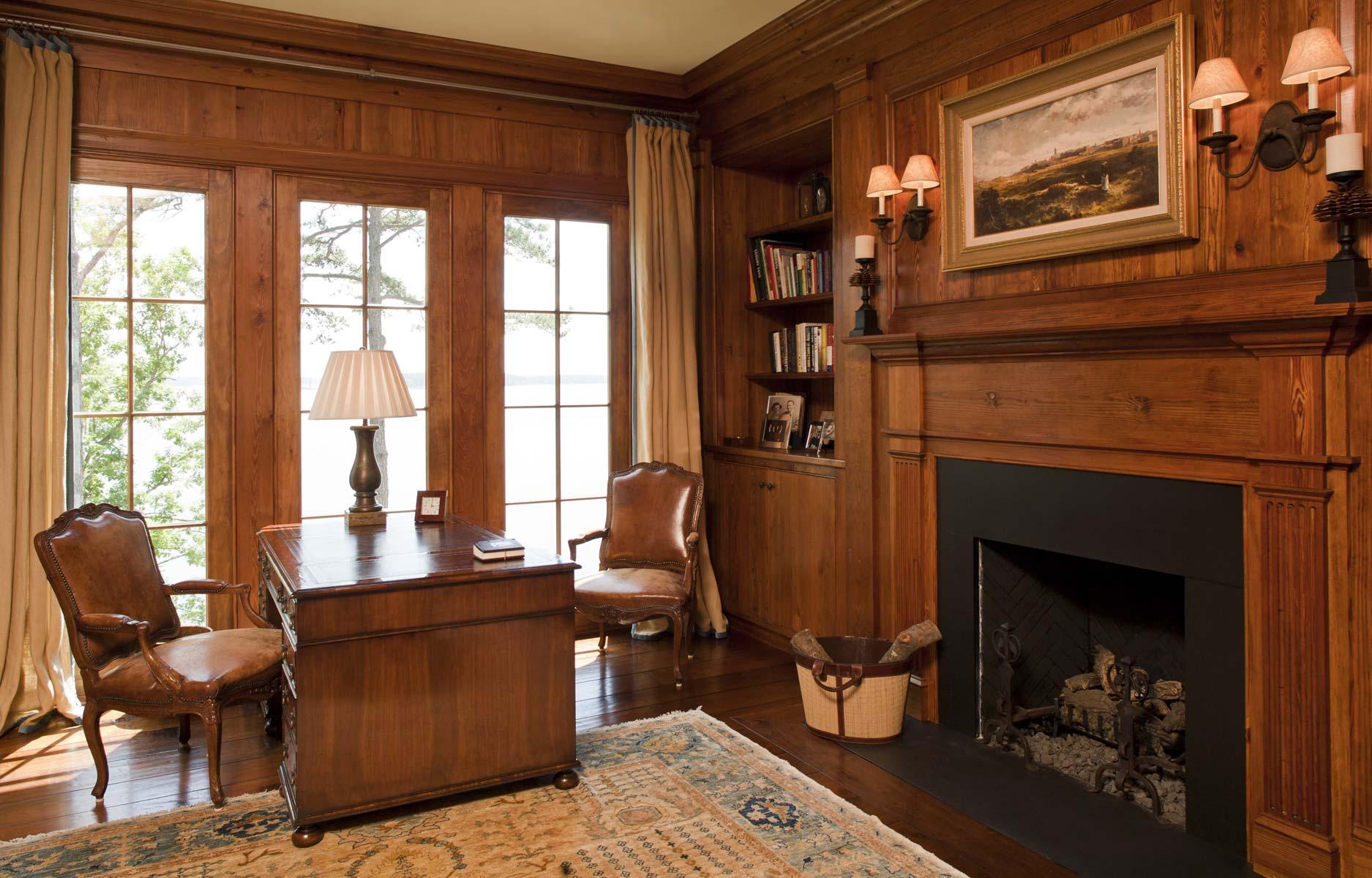 South Carolina Lake House Study
