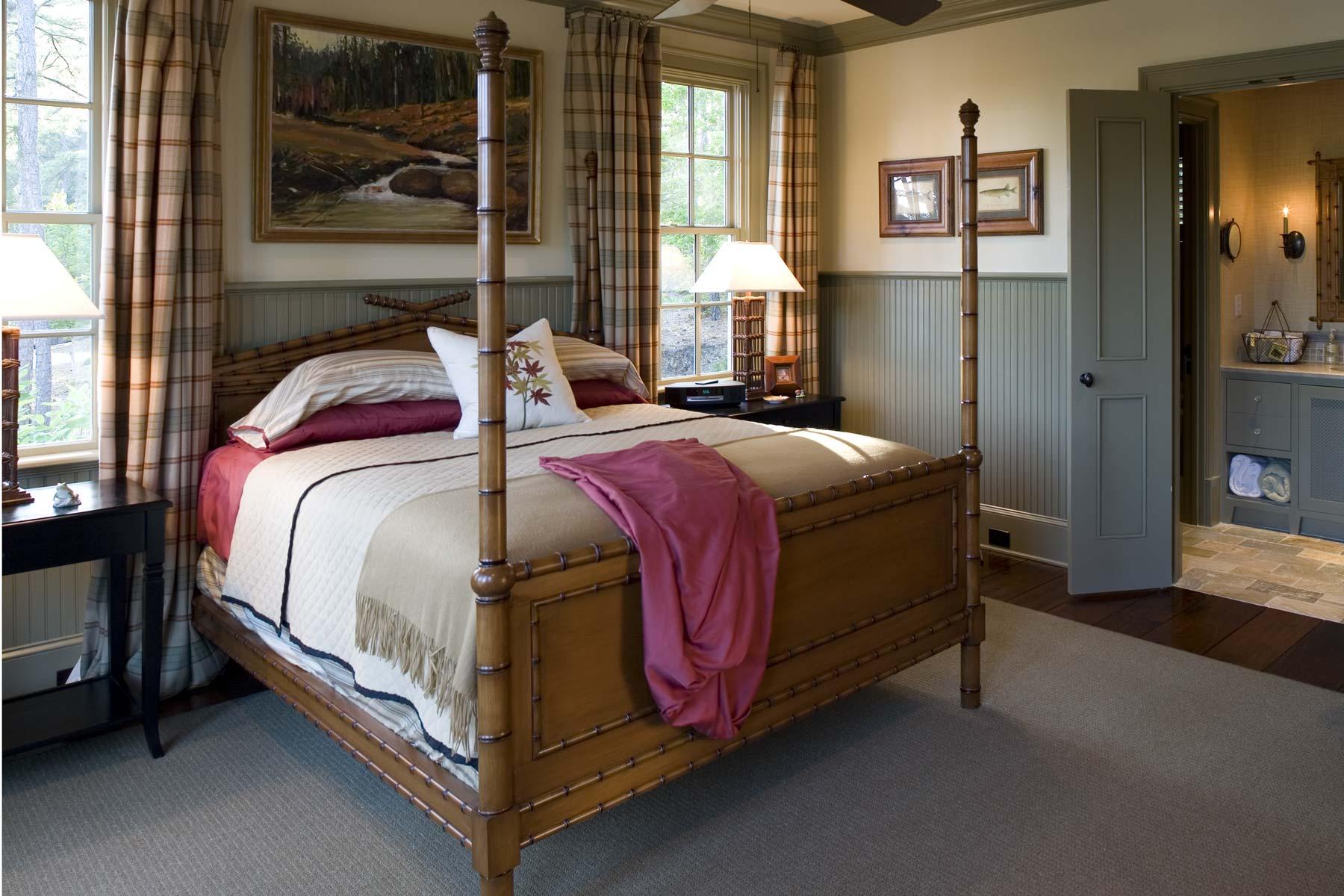 South Carolina Lake House Guest Suite
