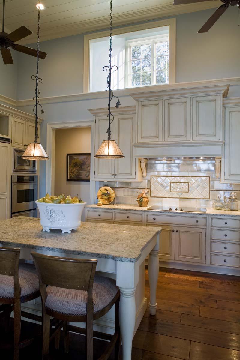 South Carolina Lake House Kitchen