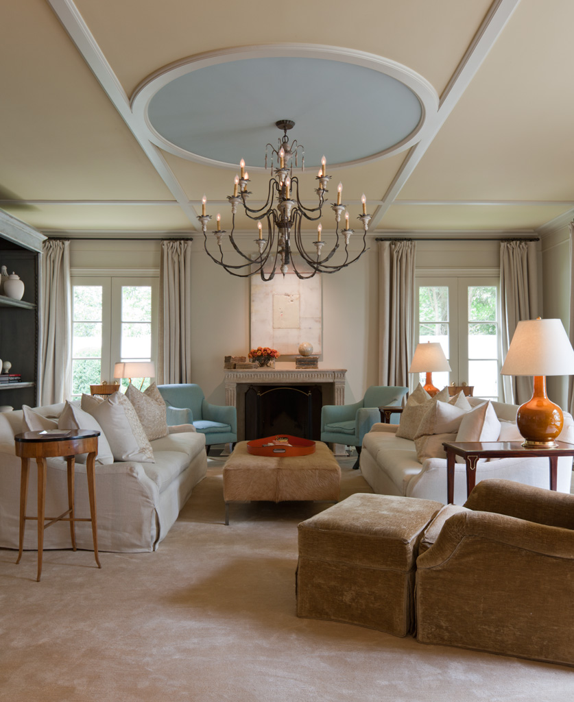 Morris House Living Room