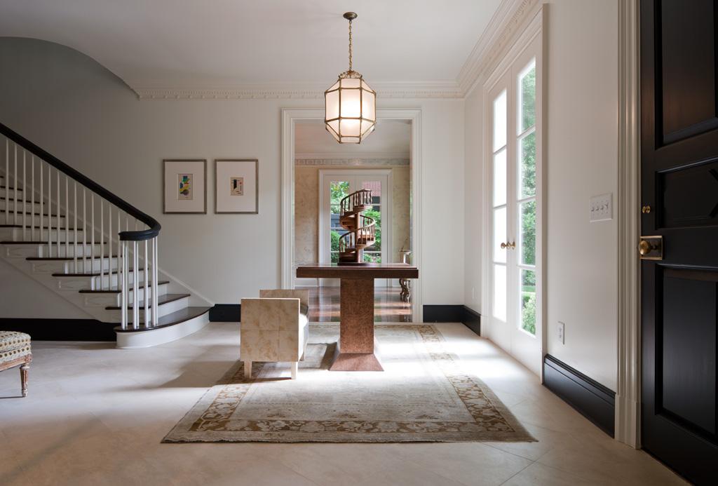 Morris House Foyer