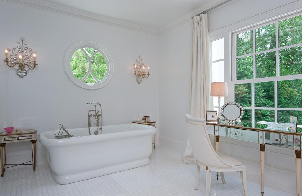 Morris House Master Bath