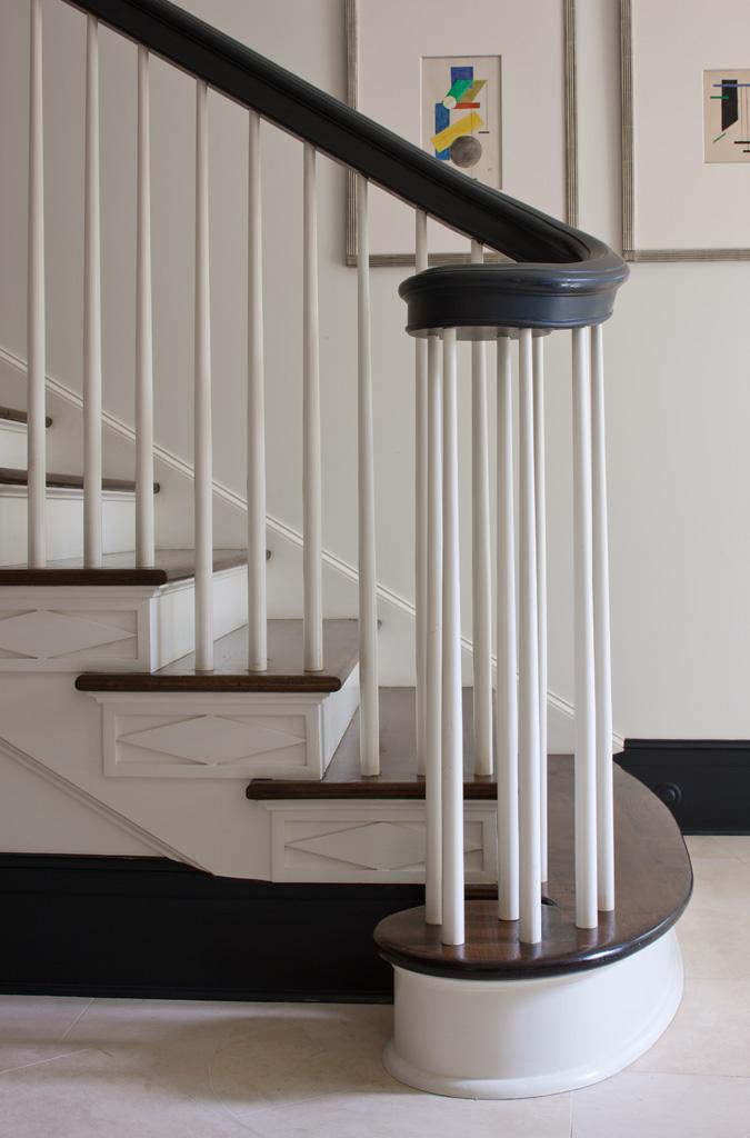 Morris House Staircase