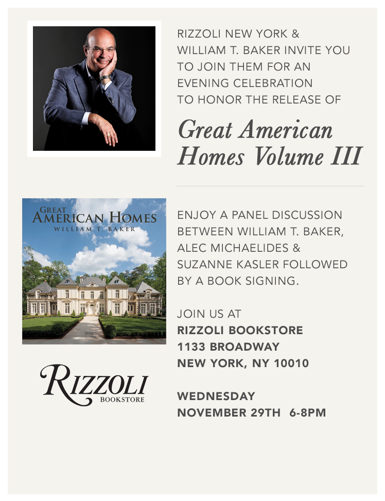 Book Signing at Rizzoli Bookstore