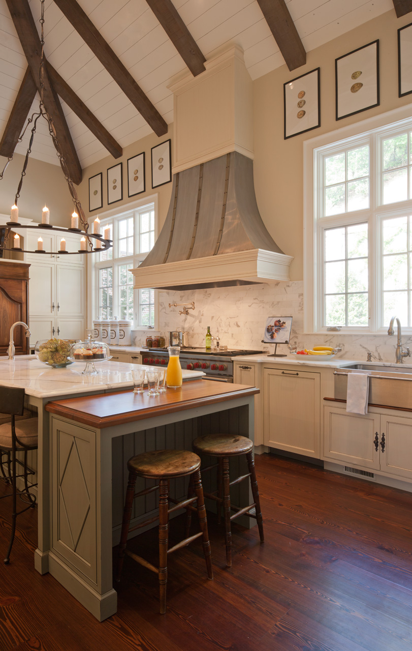 Kitchen - Louisiana Low Country - William T. Baker
