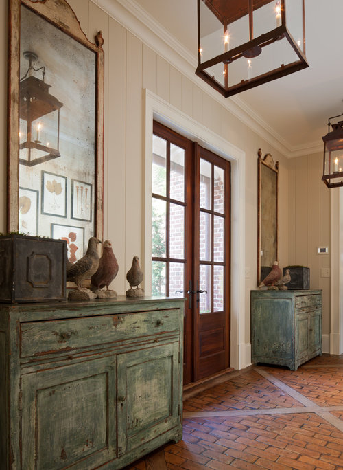 Double Doors, Louisiana Low Country | William T. Baker
